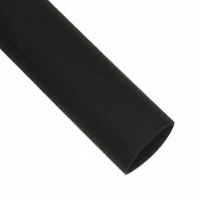 "Qualtek - Q2-F-5/16-01-SS250FT - HEATSHRINK POLY 5/16"" BLK 250'"