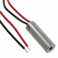 Quarton Inc. - VLM-650-03-LPT - LASER MODULE 650NM 1MW DOT