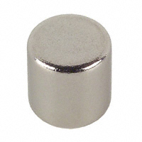 Radial Magnet Inc. - 8019 - MAGNET ROUND NDFEB AXIAL