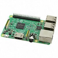 Raspberry Pi - RASPBERRY PI 3 - SINGLE BOARD COMPUTER 1.2GHZ 1GB