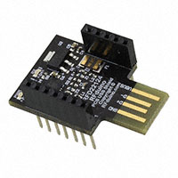 RF Digital Corporation - RFD22124 - RFDUINO PCB USB SHIELD