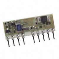 RF Solutions - AM-HRR30-433 - RECEIVER AM MINI HYBRID 433MHZ