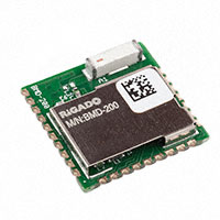 Rigado, Inc. - BMD-200-A-R - RF TXRX MOD BLUETOOTH CHIP ANT