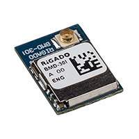 Rigado, Inc. - BMD-301-A-R - BLUETOOTH LOW ENERGY 4.2 MODULE