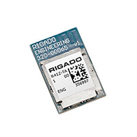 Rigado, Inc. - R41Z-TA-R - MOD BLE 4.2 NXP KW41Z SOC
