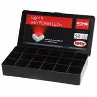 Rohm Semiconductor - 511-8004-KIT - KIT LED 0805 MULTI COLOR