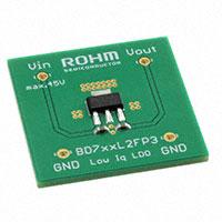 Rohm Semiconductor - BD733L2FP3-EVK-301 - LDO_EVK_BD7XXL2X BD733L2FP3-C