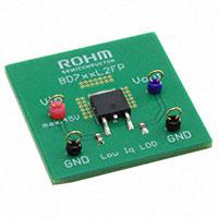 Rohm Semiconductor - BD733L2FP-EVK-301 - LDO_EVK_BD7XXL2X BD733L2FP-C
