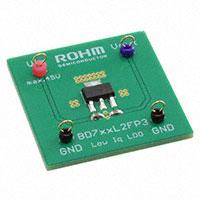 Rohm Semiconductor - BD750L2FP3-EVK-301 - LDO_EVK_BD7XXL2X BD750L2FP3-C
