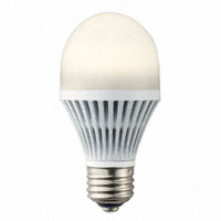 Rohm Semiconductor - R-B10L1 - LED LIGHT BULB E26 330LM 6W