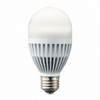 Rohm Semiconductor - R-B15N1 - LED LIGHT BULB E26 640LM 8W