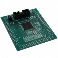 Rohm Semiconductor - ML610Q428 REFBOARD - BOARD REF ML610Q428/ML610Q428P