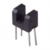 Rohm Semiconductor - RPI-352 - SENSOR OPTO SLOT 3MM TRANS THRU
