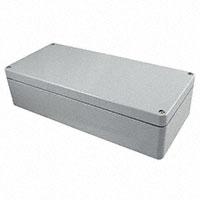 "Rose Enclosures - 021636090 - BOX FIBERGLASS GRY 14.17""LX6.3""W"