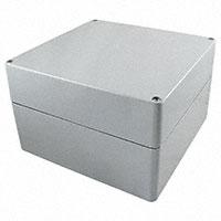 "Rose Enclosures - 022526160 - BOX FIBERGLASS GRY 10.04""X9.84"""