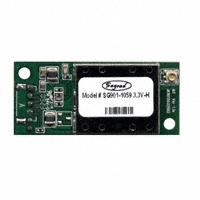 Sagrad Inc. - SG901-1059B-5.0-H - RF TXRX MODULE WIFI I-PEX ANT