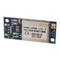 Sagrad Inc. - SG901-1059B-3.3-H - RF TXRX MODULE WIFI I-PEX ANT