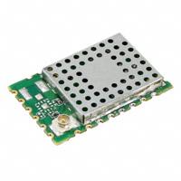 Sagrad Inc. - SG901-1098-ET - RF TXRX MODULE WIFI I-PEX ANT