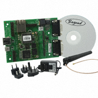 Sagrad Inc. - SG923-0004 - EVAL KIT FOR SG901-1047