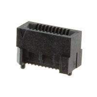 Samtec Inc. - HSEC8-110-01-S-DV-A - CONN EDGE DUAL FMALE 20POS 0.031
