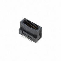 Samtec Inc. - MEC8-110-02-L-DV-A - CONN EDGE DUAL FMALE 20POS 0.031
