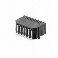 Samtec Inc. - MECT-110-01-M-D-RA1 - CONN EDGE DUAL FMALE 20POS 0.031