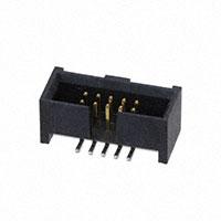 Samtec Inc. - SHF-105-01-L-D-SM - .050 X .050 SHROUDED TERMINAL ST