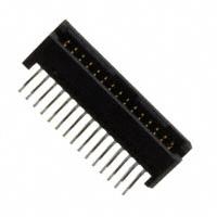 "Samtec Inc. - TFML-115-01-S-D-RA - CONN HEADR .05"" 30POS DL T/H R/A"