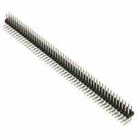 Samtec Inc. - TSW-150-08-T-D-RA - CONN HEADR 100PS .100 DL R/A TIN