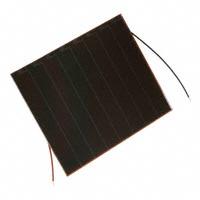 Panasonic - BSG - AM-1815CA - SOLAR CELL AM 58.1MM X 48.6MM