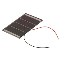 Panasonic - BSG - AM-5412CAR - SOLAR CELL AM 50.1MM X 33.1MM