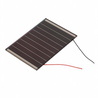 Panasonic - BSG - AM-5907CAR - SOLAR CELL AM 75MM X 55MM