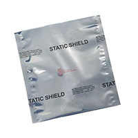 SCS - 81735 - STAT SHLD BAG MTL IN 3X5 1=1EA