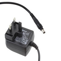 Segger Microcontroller Systems - 5.50.01.UK UK POWER ADAPTER FOR FLASHER 5/ST7 - POWER ADAPTER FLASHER 5/ST7 UK