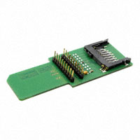 Segger Microcontroller Systems - 6.20.13 SD CARD ADAPTER - ADAPTER SD CARD