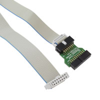 Segger Microcontroller Systems - 8.06.10 J-LINK RX FINE ADAPTER - ADAPTER J-LINK RX FINE