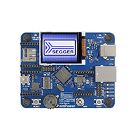 Segger Microcontroller Systems - 6.30.00 EMPOWER EVALUATION BOARD - EMPOWER EVALUATION BOARD