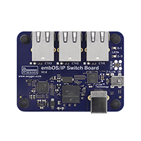Segger Microcontroller Systems - 6.70.00 EMBOS/IP SWITCH BOARD - EMBOS/IP SWITCH BOARD