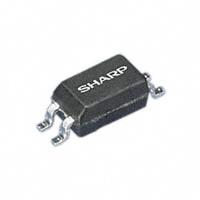 Sharp Microelectronics - PC3H410NIP - OPTOISO 2.5KV TRANS 4-MINI-FLAT