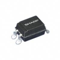 Sharp Microelectronics - PC4H510NIP - OPTOISOLATOR 2.5KV TRANS 4SMD