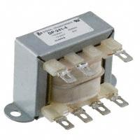 Signal Transformer - DP-241-5-24 - XFRMR LAMINATED 12VA CHAS MOUNT