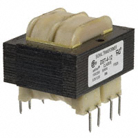 Signal Transformer - DST-4-12 - XFRMR LAMINATED 6VA THRU HOLE