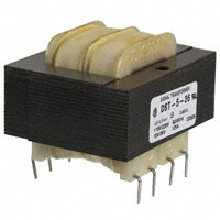 Signal Transformer - DST-5-16 - XFRMR LAMINATED 12VA THRU HOLE