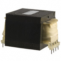 Signal Transformer - DPC-24-1000 - XFRMR LAMINATED 24VA THRU HOLE