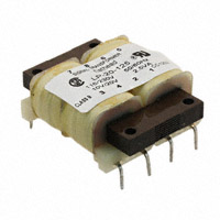Signal Transformer - LP-20-125 - XFRMR SEMI-TORO 2VA THRU HOLE