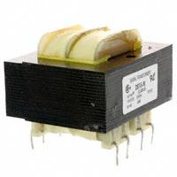 Signal Transformer - ST-5-20 - XFRMR LAMINATED 12VA THRU HOLE