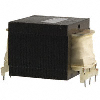 Signal Transformer - PC-24-1000 - XFRMR LAMINATED 24VA THRU HOLE
