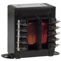 Signal Transformer - A41-25-24 - XFRMR LAMINATED 25VA CHAS MOUNT