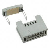 3M - 3358-0001 - CONN EDGE DUAL FMALE 10POS 0.100