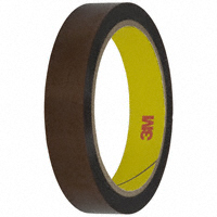 """3M - 5419 GOLD 3/4IN X 36YD - TAPE LO STATIC POLYMIDE FLM 3/4"""""""